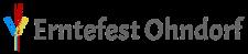 Logo Erntefest Ohndorf
